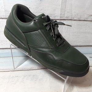 Rockport Men's Green Walking Sneakers Shoe Size 14
